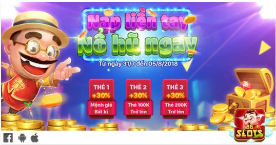 Hình ảnh Screenshot_7 1 in Slot88 cổng game slot đổi thưởng chất lượng năm 2018