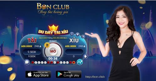 Hình ảnh Screenshot_7 3 in Bon88 Club sòng bài bom tấn đổi thưởng 2018 đã trở lại