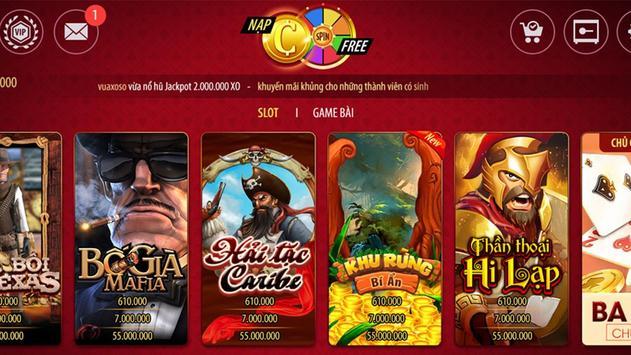 Hình ảnh screen 0 in Vslot Club – cổng game siêu đổi thưởng quốc tế cực uy tín