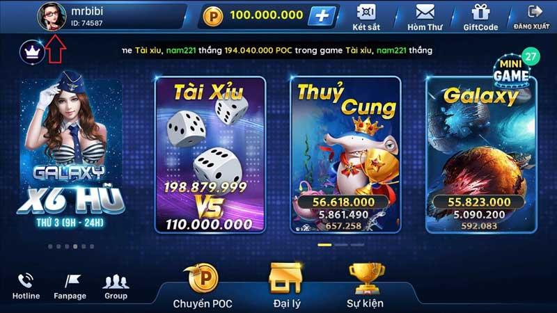 Cách nhận giftcode game Senvip Club qua Event miễn phí icon