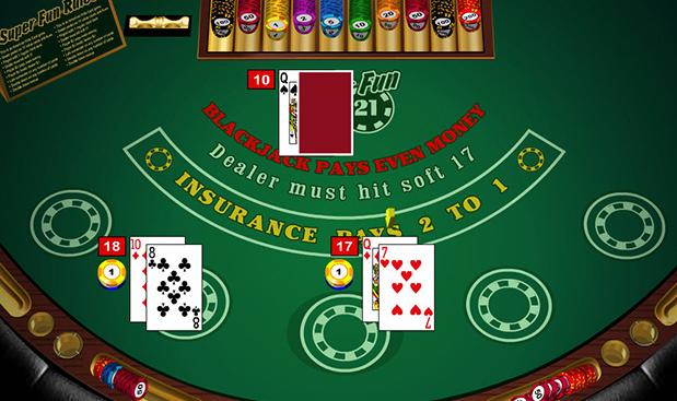 Hình ảnh Screenshot_19 1 in Phương pháp chơi 1 ván bài trong game BlackJack