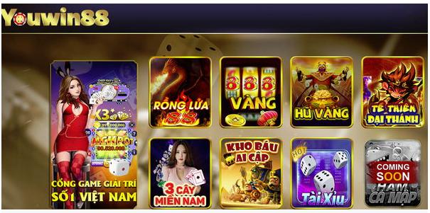 Hình ảnh Screenshot_31 in Tải game Youwin 88 cổng game giải trí đổi thưởng số 1 thị trường