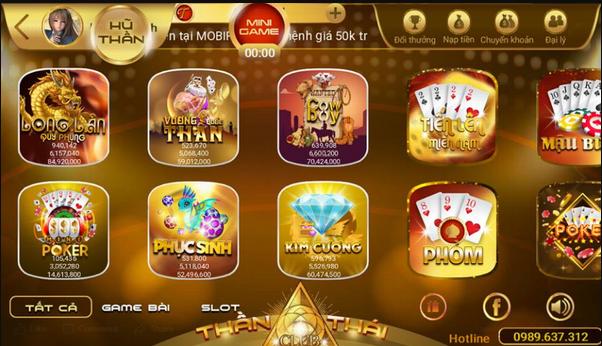 Hình ảnh Screenshot_5 1 in Thần Thái Club quan trong game đổi thưởng là thần thái
