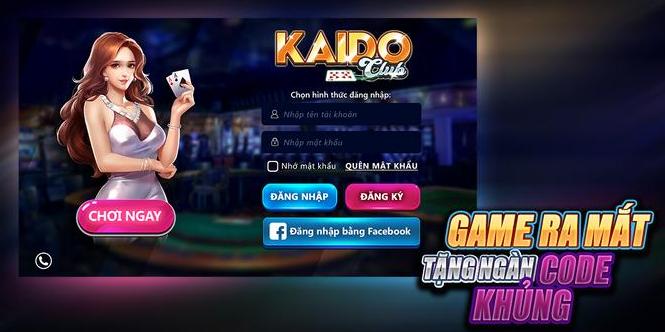 """Hình ảnh Screenshot_8 in Kaido Club """"siêu phẩm"""" game bài đổi thưởng trên IOS Android miễn phí"""