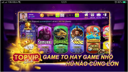 Hình ảnh Screenshot_1 4 in Topvip Club đổi thưởng làm giàu siêu uy tín nhất hiện nay