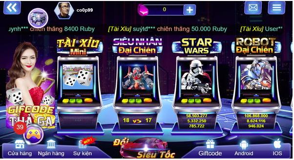 Hình ảnh Screenshot_1 in Tải Rubic Club game đổi thưởng online miễn phí