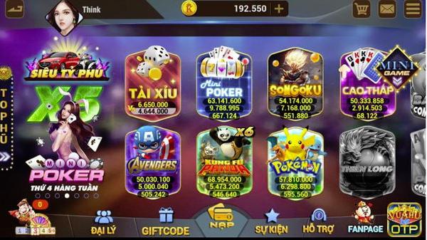 Hình ảnh Screenshot_12 1 in Tải Vua hũ vip game online đổi thưởng đại gia