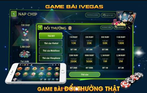 Hình ảnh Screenshot_22 in Cách sử dụng và một vài mẹo cơ bản khi chơi game iVegas