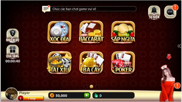 Hình ảnh Screenshot_31 in Vipcom 68 game online đổi thưởng hay nhất