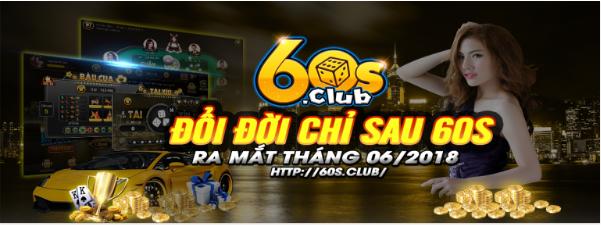 Hình ảnh Screenshot_35 in 60s Club cổng game online hấp dẫn