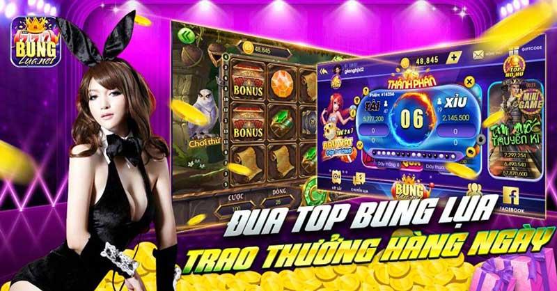 Hình ảnh tai bunglua net cong game danh bai doi thuong hot 2019 2 in Tải Bunglua.net - Cổng game đánh bài đổi thưởng hot 2019