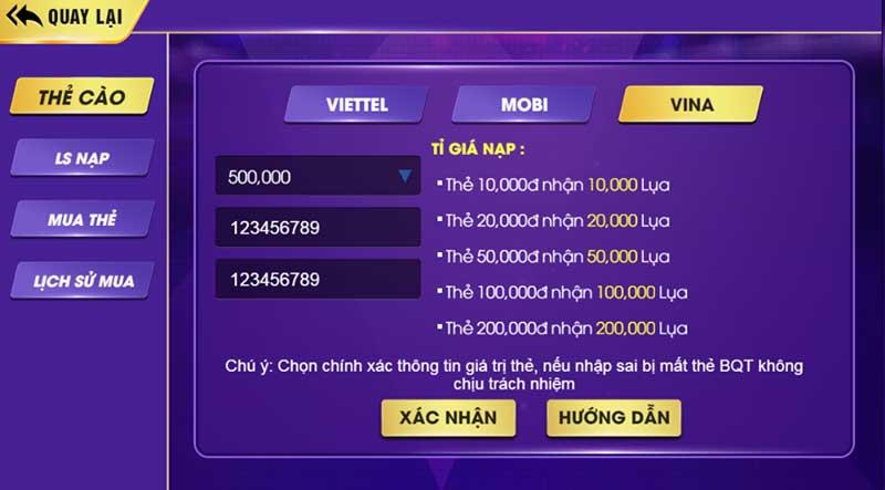 Hình ảnh tai bunglua net cong game danh bai doi thuong hot 2019 3 in Tải Bunglua.net - Cổng game đánh bài đổi thưởng hot 2019