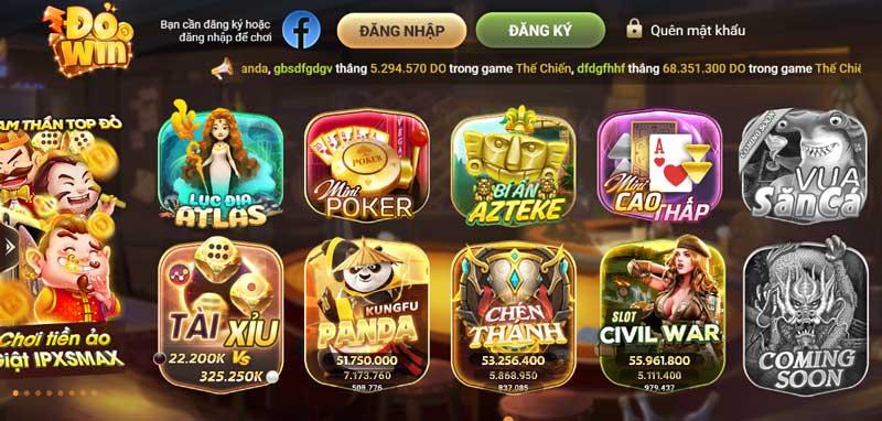 """Đỏ Win – Cổng game Slot siêu hot với đồ họa siêu """"KHỦNG"""" icon"""