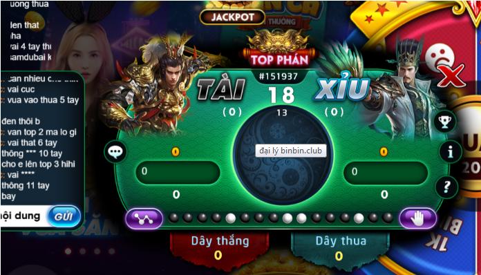 Hình ảnh Screenshot_12 3 in Tải binbin Club cổng game đổi thưởng miễn phí 2019