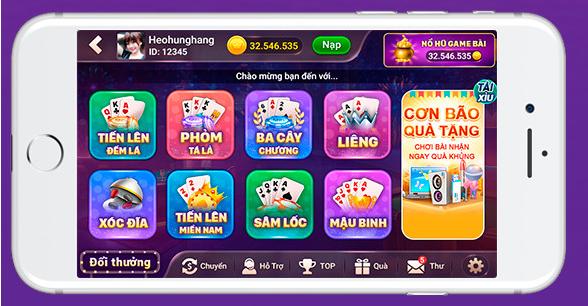 Hình ảnh Screenshot_13 4 in Chơi game đổi thưởng siêu tốc Vom Club