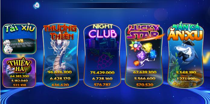 Hình ảnh Screenshot_54 in Vicvip cổng game đổi thưởng chơi là thắng