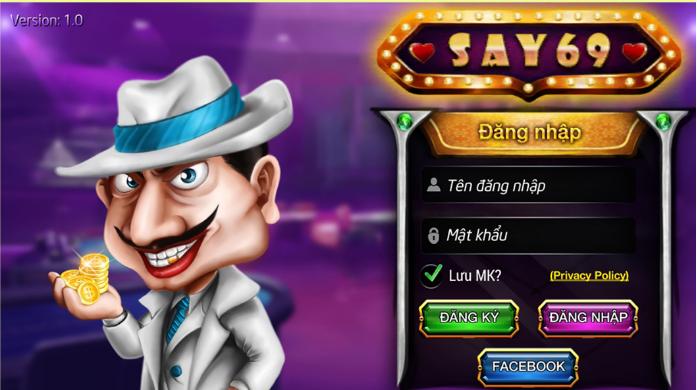 Hình ảnh Screenshot_72 in Trải nghiệm cổng game đổi thưởng Say69 siêu hay
