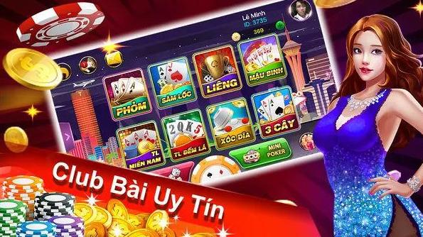 Hình ảnh Screenshot_65 in Casino club game đổi thẻ chất lượng bậc nhất