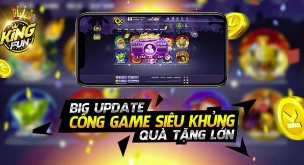 Hình ảnh Screenshot_77 in Trải nghiệm game slot đổi thưởng mới King Fun