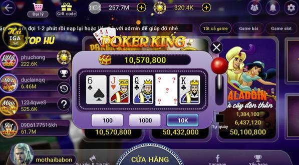 Hình ảnh Screenshot_70 in Tải IGA 88 game đổi thưởng siêu uy tín