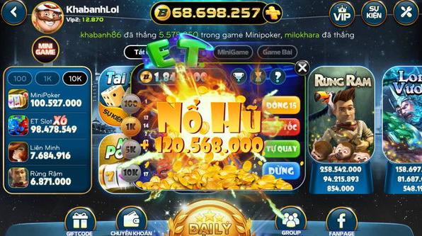 Hình ảnh Screenshot_72 in Tải game Big 79 cổng game siêu uy tín