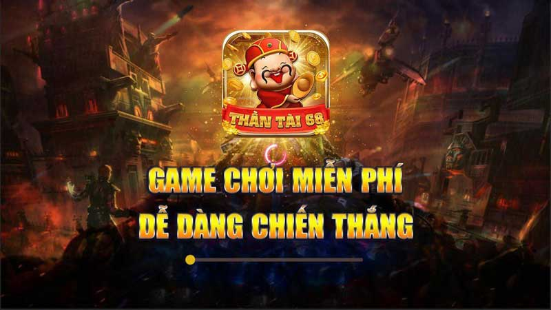 Hình ảnh tai than tai 68 club game slot cuc hot 2 in Tải Thần Tài 68 Club - Game Slot Cực Hot