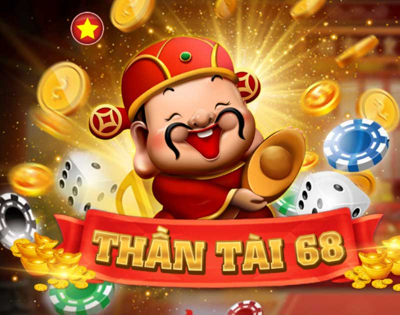 Hình ảnh tai than tai 68 club game slot cuc hot in Tải Thần Tài 68 Club - Game Slot Cực Hot