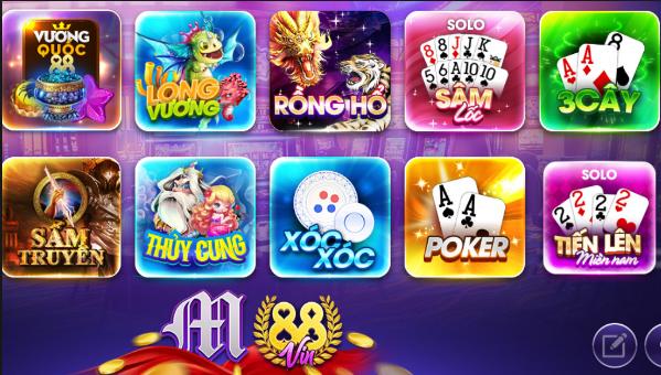 Hình ảnh Screenshot_14 in Tải game m88.vin slot hốt bạc triệu trở thành triệu phú
