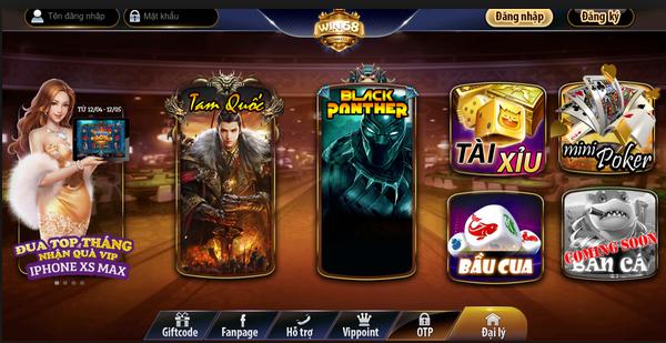 Hình ảnh Screenshot_2 in Tải Win68.club săn thưởng thẻ cào thả ga
