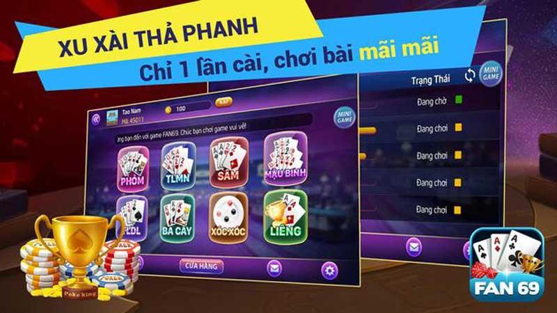 Hình ảnh tai fan69 club trai nghiem dang cap game bai doi thuong so 1 vn 2 in Tải Fan69.Club - Trải nghiệm đẳng cấp game bài đổi thưởng số 1 VN