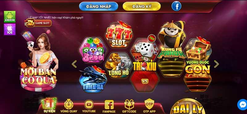 Hình ảnh tai gonvip club phien ban moi nhat cho android va ios 2 in Tải Gonvip.Club - Cổng game đổi thưởng quốc tế mới ra mắt