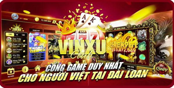 Hình ảnh Vinxu 3 in Tải Vinxu Win- đẳng cấp vượt trội