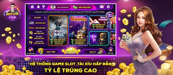 Tải Boy Vip Club- game bài đổi thưởng không giới hạn icon