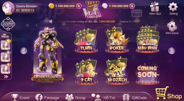 Hình ảnh vua choi bai 2 in Tải Vua Chơi Bài- Cổng game bài đổi thưởng huyền thoại