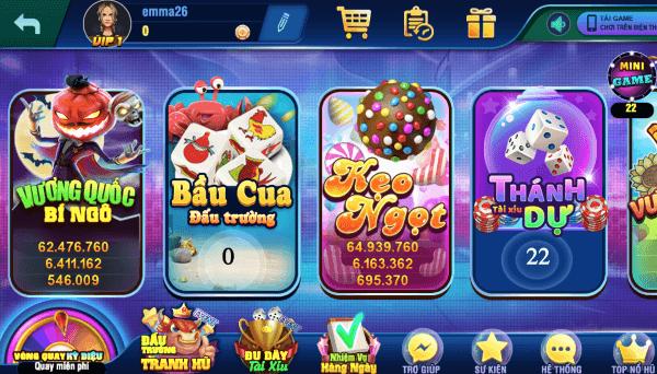 Hình ảnh Big vip 2 1 in Tải BigVip Club- game bài đổi thưởng uy tín nhất 2019