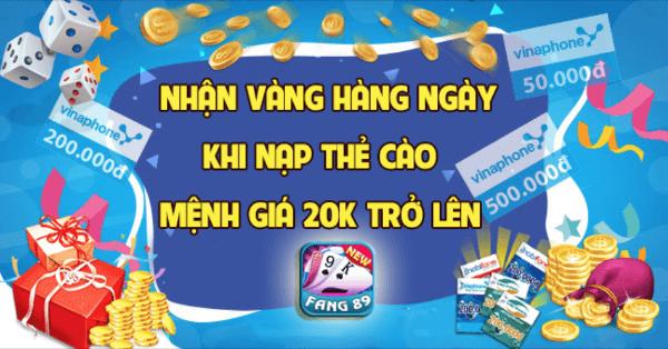 Hình ảnh Fang89 2 in Tải Fang89. Club- Game bài uy tín hàng đầu hiện nay