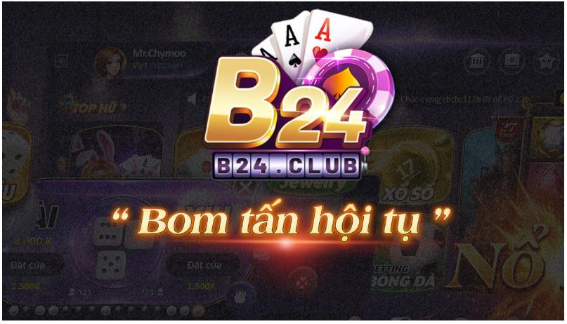 Tải B24 Club săn quà nhận thưởng hoàn toàn miễn phí icon