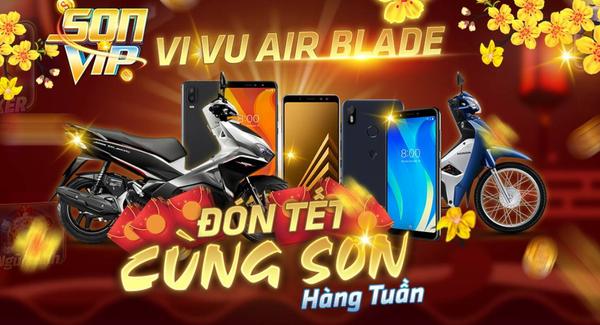 Hình ảnh Sonvip 2 in Tải Sonvip. Club- game slot đổi thưởng uy tín 2019