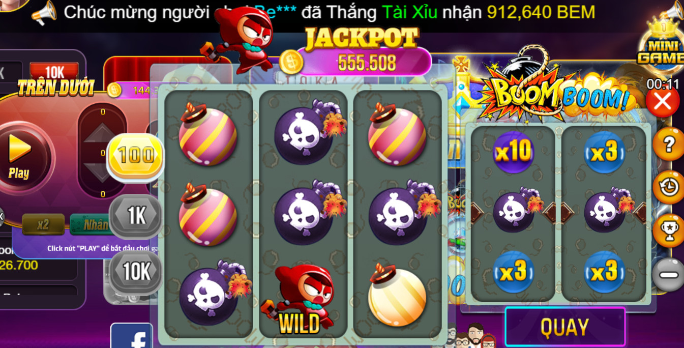 Tải Bemvip. Club- game bài  slot đổi thưởng đẳng cấp icon