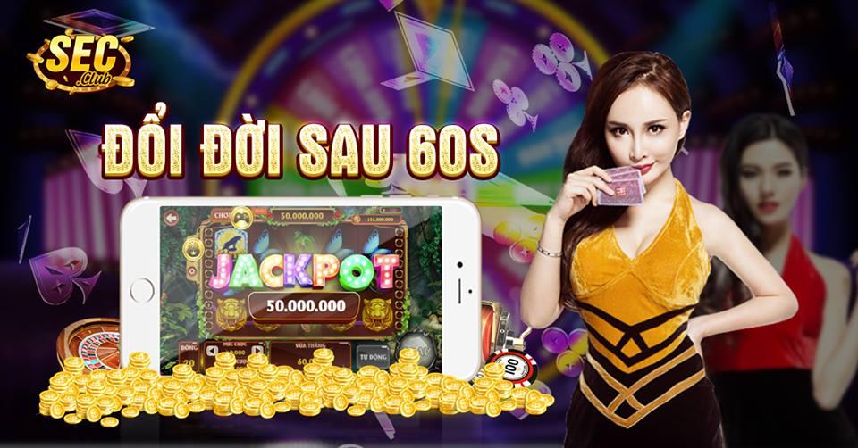 Tải Sec. Club- Game slot đổi thưởng hấp dẫn icon