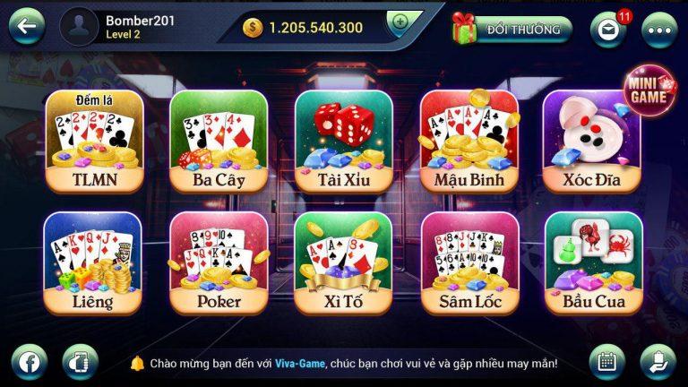 Tải viva game đấu trường đổi thưởng siêu uy tín icon