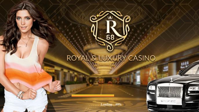 Tải r68 Club game slot chơi là mê đổi thưởng siêu cao icon