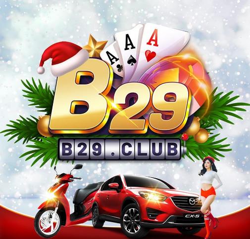 Tải B29 Club game slot mới nhất 2020 icon