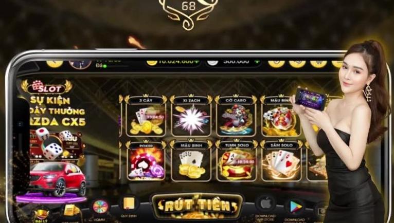 Hình ảnh Screenshot_5 in Tải r68 Club game slot chơi là mê đổi thưởng siêu cao