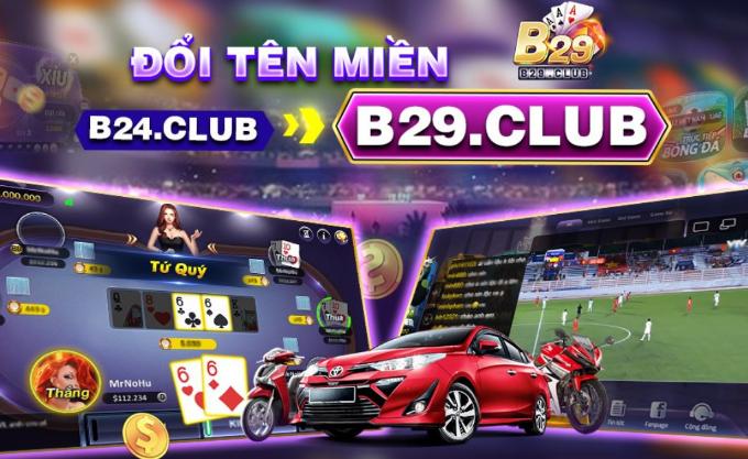 Hình ảnh Screenshot_6 in Tải B29 Club game slot mới nhất 2020