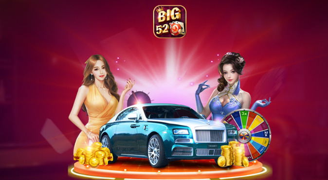 Tải Big52 club chơi game hay nhận quà liền tay icon