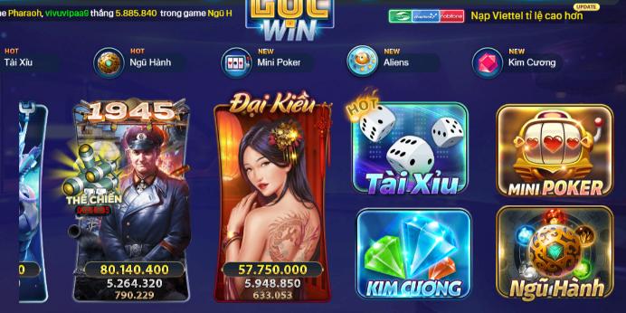 Tải game loc win game đổi thưởng nhanh chóng nhất icon