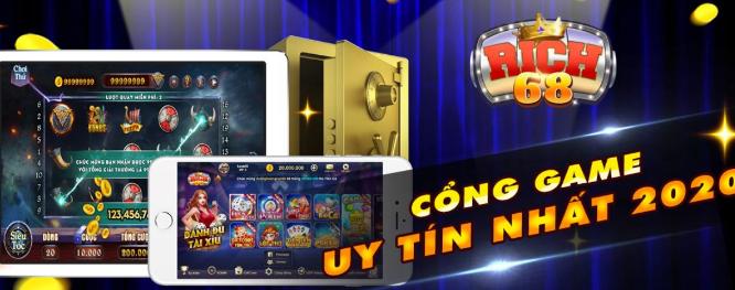 Hình ảnh Screenshot_2 1 in Tải Rich 68 Win game slot đẳng cấp xanh chính