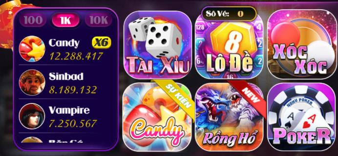 Tải game nohu365 club quay hũ đổi thưởng liền tay icon