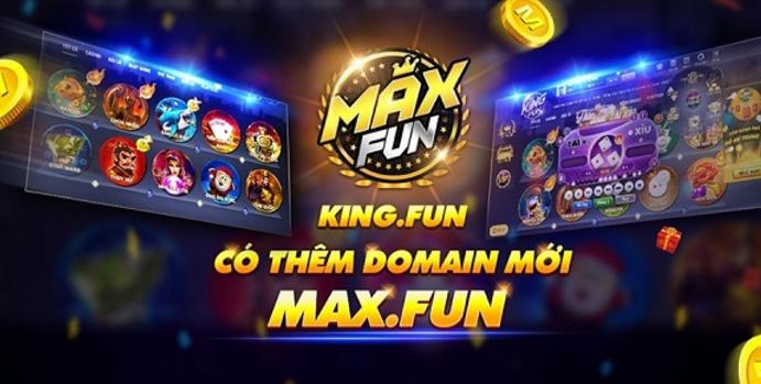 Tải Max.Fun game đổi thưởng siêu uy tín icon
